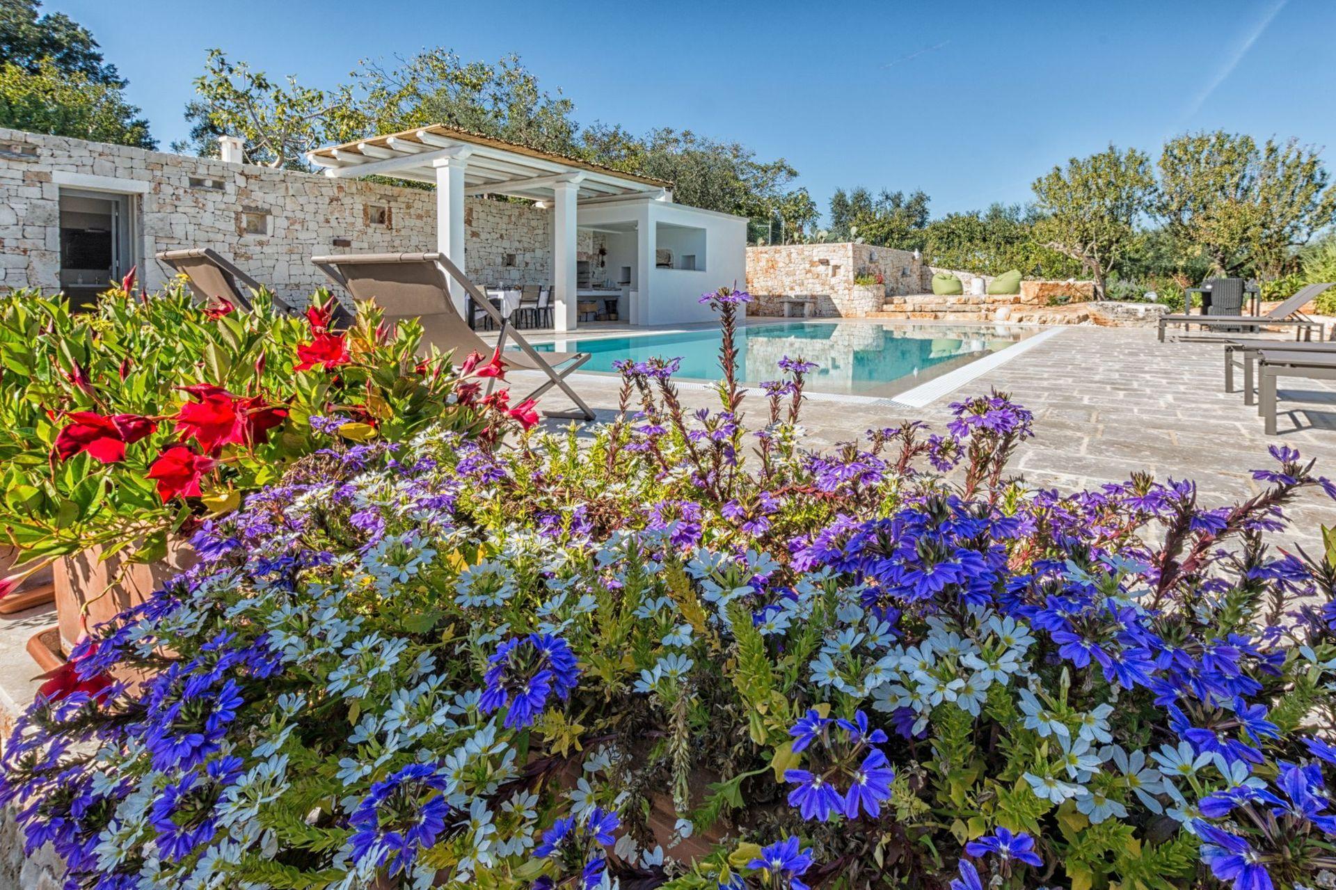 Trullo Il Fragno Casa De Vacaciones Con 3 Habitaciones Con