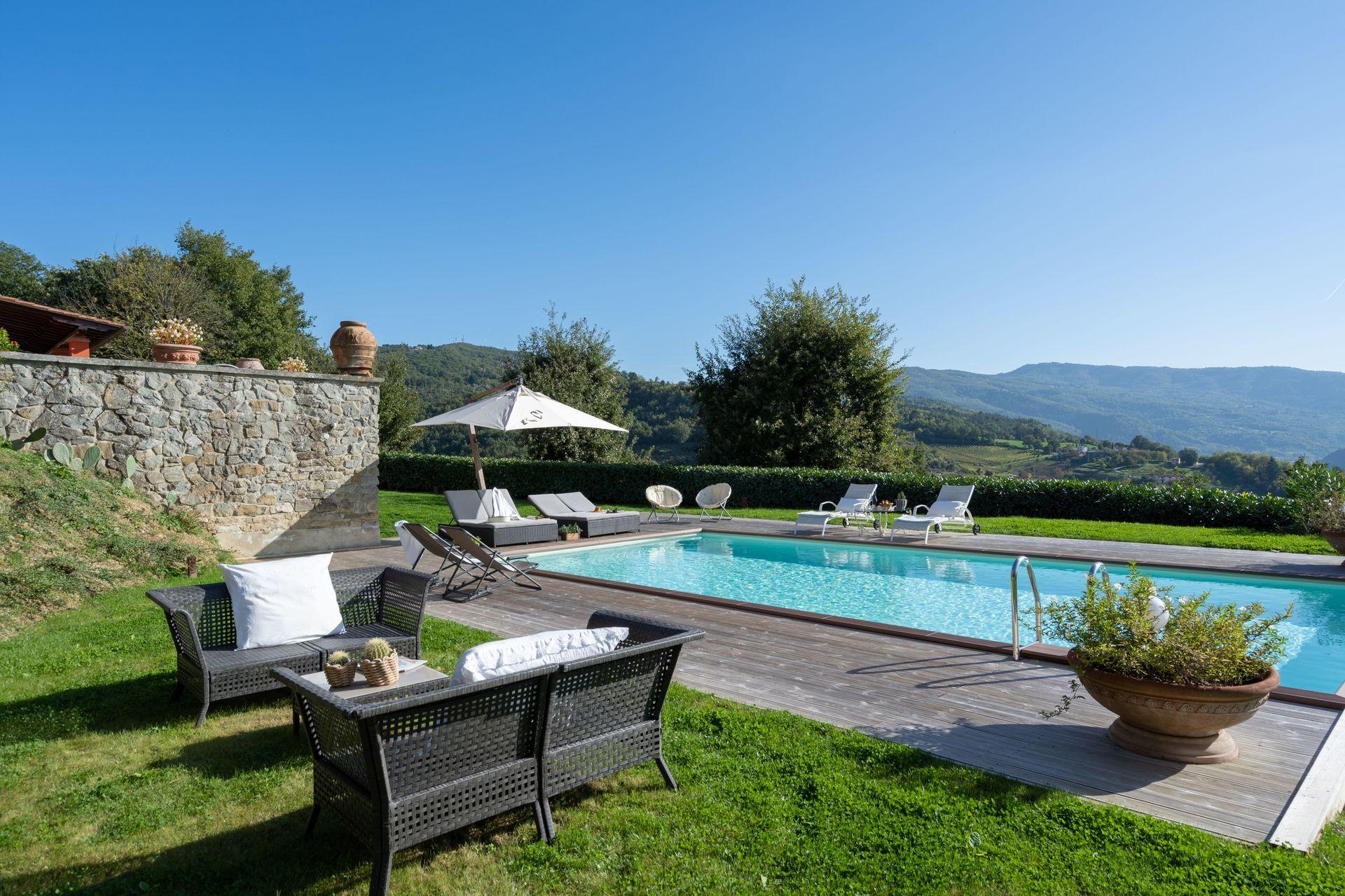 Residenza Villa Lilia Casa De Vacaciones Con 5 Habitaciones